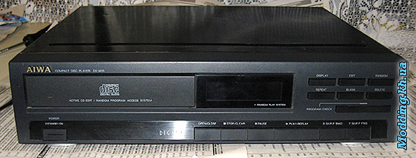 Compact disc player AIWA DX-M75Z