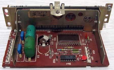 VFD индикатор